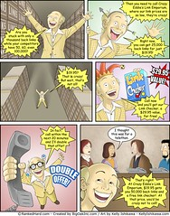 """Crazy Eddie's Link Buying Emporium - SEO comic • <a style=""""font-size:0.8em;"""" href=""""http://www.flickr.com/photos/31682982@N03/21519891219/"""" target=""""_blank"""">View on Flickr</a>"""
