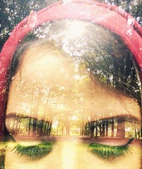 The sun rises each morning to shed light on the things we may have overlooked the day before. Tyler J. Hebert (MESB88) Tags: light sun art beautiful rising eyes friend arte doubleexposure natura occhi thoughts lovely everyday luce bellissima ciglia