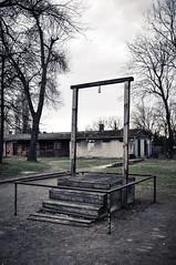 Hss's Gallow (A.Nilssen Photography) Tags: world 2 konzentrationslager holocaust war wwii poland best ww2 rudolf auschwitz kl kz edit lr concentrationcamp lightroom oswiecim gallow hss hoess
