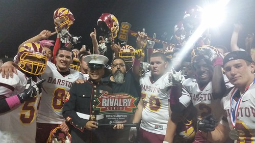 """Victor Valley vs Barstow 10/7/15 -  10/9/15 • <a style=""""font-size:0.8em;"""" href=""""http://www.flickr.com/photos/134567481@N04/22057874962/"""" target=""""_blank"""">View on Flickr</a>"""