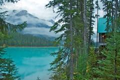 Emerald Lake Lodge (miss604) Tags: lake mountains rockies lodge rockymountains emeraldlake yohonationalpark emeraldlakelodge kootenayrockies explorebc kootrock
