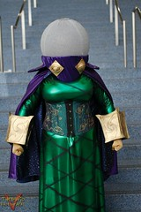 Comikaze 2015 (V Threepio) Tags: girl costume outfit geek cosplay posing comicconvention mysterio unedited comikaze2015