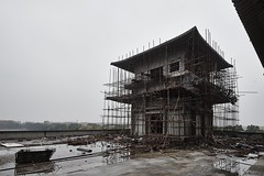 Jing Jin | Temple (jan.martin) Tags: cn chine prc  zhnggu beton concrete brut btonbrut tianjin urbex urbanexploration abandoned empty void decay 2015  architecture architektur archi china