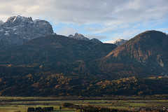 A Saturday's Morning View from Iselsberg (wolfx7201) Tags: sonnenaufgang lienz laserzwand rauchkofel iselsberg