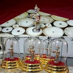 เทพทันใจ ขนาด 3.8 ซม. เนื้อเงินแท้ ชุบสามกษัตริย์  สนใจติดต่อสอบถาม LINE ID : ninetyJewel  #เครื่องประดับ #พญานาค #เพชรพญานาค #แหวน #กำไล #จี้ #เงิน #เครื่องเงิน #jewelry #ring #เพชร #ทอง #925 #gold #silver #ลงยา