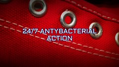 Antibacterial Shoes (hary0101) Tags: red shoes free spray far infra odor odour antibacterial coating farinfrared infracure