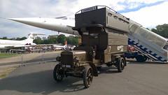 Brooklands - Alongside Concorde (London Transport Museum) Tags: ltm bus london museum transport ww1 concord brooklands btype