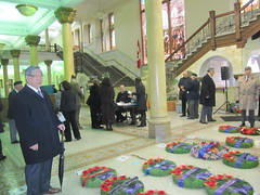2015-11-11 Toronto Old City Hall Remembrance Day Ceremony
