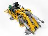 Lego Technic 42030 (paulojrsimoes) Tags: mobile lego crane technic ii mk 42030