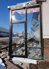 Turfland Mall Demolition -- Lexington, Kentucky (xandai) Tags: retail mall dead lexington kentucky demolition shoppingmall turfland