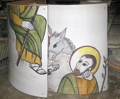 Un Presepe dagli Appennini alle Ande 18 (Maria Cristina Sintoni) Tags: ceramica maria cristina natale presepe giuseppe faenza presepio maiolica sintoni