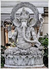 .. (Ramalakshmi Rajan) Tags: sculpture india ganesha nikon pillayar nikkor50mm vinayaga bekal nikond5000 tajvivanta