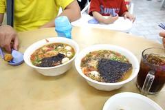 Restoran Fai Kee  (bellaphon) Tags: seaweed restaurant delicious ipoh nori fishheadnoodles faikee    restoranfaikee