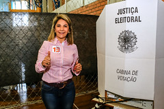 Votao 1 Turno (Miriam Prefeita) Tags: miriammarroni pelotas pt prefeita campanha eleio