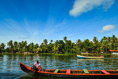 Passing by boats in backwaters! (yugantarora) Tags: landscape boat love india moment kerala backwaters photography drama south houseboat passing alleppey southindia nikonist incredibleindia allapuzha travelgram redboat traveldiaries indiainmylens travelcaptures traveldove indiaimages indiapictures indiaheritage indiatrip indianruins travelidnia southhills southasia southindiatrip southbeaches southinida lovesymbol loveindia landscapes lovekerala loveflickr lovelyview lovely flickr indian