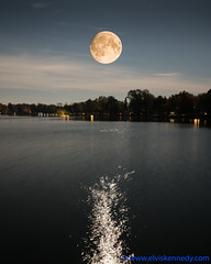 Fall into Winter - Equinox to Solstice #23 - Moonshine on Kelly Lake (elviskennedy) Tags: 25mm 90 a7 a7r a7rii a7rm2 astronomy astrophotography batis body camping celestial county crater ellipse elvis elviskennedy fallintowinter fullmoon hang harvest harvestmoon heavenly hung kellylake kennedy lake landscape layer leica leicasl luna lunar moon moonrise moonshine night oconto orbit outdoors outside phase photoshop reflection satellite scenic sky sony summicron superimpose trees water waves wi wisconsin wwwelviskennedycom yellow zeiss suring unitedstates us