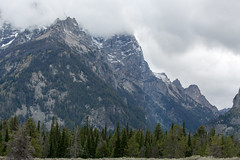 Cascade Canyon Turnout (gunigantip) Tags: alta wyoming unitedstates us gtnp grandtetonnationalpark grandtetons tetons nationalpark cascadecanyon turnout