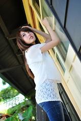 CatherineA014 (Mike (JPG~ XD)) Tags: catherine d300 model beauty  2012
