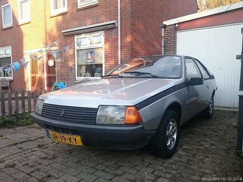 Renault Fuego GTL 1983 (JR-19-KY)