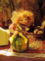 The round Zucchini game (Anne de Paris) Tags: fairyland fairy soso realpukipopo realpukisoso popo realpuki