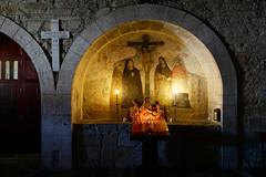 Chapel at the Convento de San Fransisco (jmtennapel) Tags: canon6d galicia spain spanje es church kerk chapel altaar kapel pontevedra religious religion religie religieus galici riasbaixas convent klooster