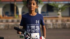 (gcmenezes) Tags: tracii marxall menezes tri kids goa pedem stadium mapusa enduro sports electral