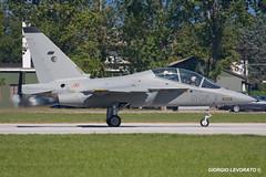 Alenia Aermacchi M-346 61-04, Aeronautica Militare Italiana (Latus10) Tags: 55anniversariofreccetricolori rivolto lipi friuliveneziagiulia aeronauticamilitareitaliana ami aleniaaermacchim346 m346 t346a 6104 61stormo formazionelegend