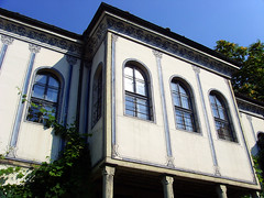 Old Plovdiv, Bulgaria - National Revival period architecture (johnnysenough) Tags: 62 oldplovdiv nationalrevivalperiodarchitecture plovdiv bulgaria bălgarija bulgarie bulgarien centraleurope пловдив 18th19thcentury balkanarchitecture historical travel vacation 100citiesx1trip snv37746