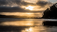 Watching the sunrise from Umina Point (Merrillie) Tags: daybreak uminabeach landscape nature australia nswcentralcoast newsouthwales sea nsw uminapoint beach ocean centralcoastnsw umina photography waves outdoors seascape waterscape centralcoast water sunrise