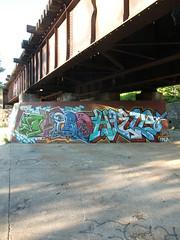 06-05-12 (184) (This Guy...) Tags: graf graff graffiti mil milwaukee wi wisconsin 2012 therd ctw tko hielo boob boobs boobie tit titty nude