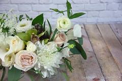 IMG_4663-3 (Garden Party Flowers) Tags: florist flowers gardenrose lisianthus naturallookarrangement ranunculus rose vancouver whiteandgreenarrangement whiteohara