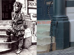 Probe Records corner, 1980s and 2016 (Keithjones84) Tags: peteburns probe buttonstreet thenandnow rephotography liverpool oldliverpool merseyside