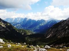 Mountain Ridge (Dr. Fieldgood) Tags: italy italia alps friuli hiking explore montasio rifugio guido corsi udine