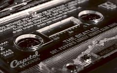 Sgt. Pepper's Lonely Hearts Club Band (ertolima) Tags: macromondays beetlesbeatles thebeatles hmm tape macro cassette