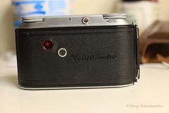 weird... (dheeruparu) Tags: voigtlander bessa ii 6x9 medium format film color skopar 105mm 35 range finder