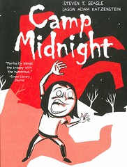Camp Midnight (Vernon Barford School Library) Tags: 9781632158444 steventseagle steven t seagle jasonadamkatzenstein jasonkatzenstein jason adam katzenstein camp camping camper summercamp summercamps monster monsters horror horrorfiction vernon barford library libraries new recent book books read reading reads junior high middle vernonbarford fiction fictional novel novels paperback paperbacks softcover softcovers covers cover bookcover bookcovers graphic graphicnovel graphicnovels