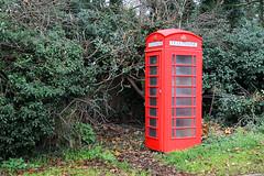 Phone Box (Richard Brothwell) Tags: rowston lincolnshire uk england canoneos70d richardbrothwell canon70d telephone box telephonebox red canonefs1022mmf3545usm efs1022mmf3545usm redphonebox