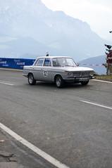 BMW 1800 TiSA (1965) (PWeigand) Tags: 2015 bmw1800tisa1965 bayern berchtesgaden edelweissclassic oldtimer rosfeldrennen deutschland