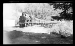 New South Wales Government Railways C32-Class Locomotive 3309, unidentified location, [n.d.] (UON Library,University of Newcastle, Australia) Tags: railroadsaustraliahistory steamengines locomotives australianrailways strathfield arhs arhsn2675