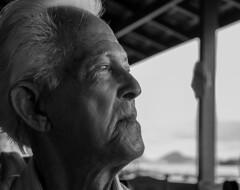 (felipepmattos) Tags: instagramapp uploaded:by=instagram photography photooftheday picoftheday blackandwhite portrait grandfather elder