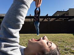 forced perspective (natalieferrera) Tags: forcedperspective