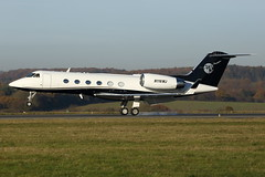N116WJ   GLF4   EGGW (Global_5000) Tags: luton airport eggw ltn canon eos aircraft aeroplane aviation civil airplane n116wj