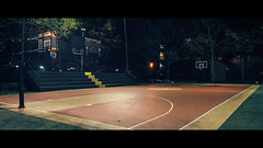Talk About the Rucker (Dj Poe) Tags: nyc ny manhattan harlem ruckerpark djpoe 2016 cinema cinematic candid street photography color tone 25mm distagont225 zf2 availablelight people basketball court andrewmohrer sonya7rii sonya7r2 a7r2 a7rii sony zeiss sonyilce7rm2 carlzeisslenses rucker newyork newyorkcity city streets night lowlight