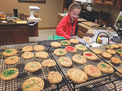 365 Project - Dec 3 (lupe1515) Tags: 365 project olivia cookies christmas nunabell