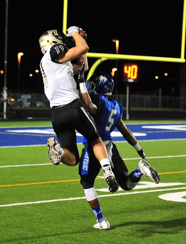 "Catch vs. Jarrell. Senior year. 10.14.2016. • <a style=""font-size:0.8em;"" href=""http://www.flickr.com/photos/38444578@N04/30659159656/"" target=""_blank"">View on Flickr</a>"