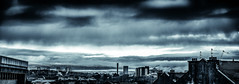 West End (dual toned) (1 of 1) (ianmiddleton1) Tags: glasgow hdr westendglasgow panorama mono dualtoned hss