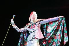 Happy Birthday, Karen O (Yeah Yeah Yeahs) (kirstiecat) Tags: kareno yyy yeahyeahyeahs band live concert music coachella festival womeninmusic canon