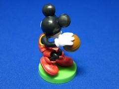 No.84  (zeta.masa) Tags:  figure figuretoy  disney   character  furuta  mickeymouse mickey  chocolate chocoegg
