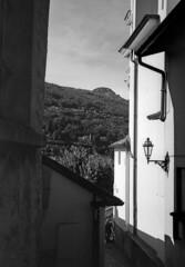 Lago Maggiore - Isola Bella (Ilya.Bur) Tags: italy isola bella lago maggiore october 2016 olympus 35rc agfa apx100 200 caffenolcl analog film bw blackwhite