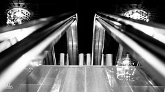 Urban Selection (Ukelens) Tags: ukelens schweiz swiss switzerland suisse svizzera schwarzundweiss schwarzweiss blackandwhite urban street streetphotography rolltreppe escalator licht lichter lichteffekt lichteffekte lightroom light lights lighteffects lighteffect shadow shadows contrast kontrast